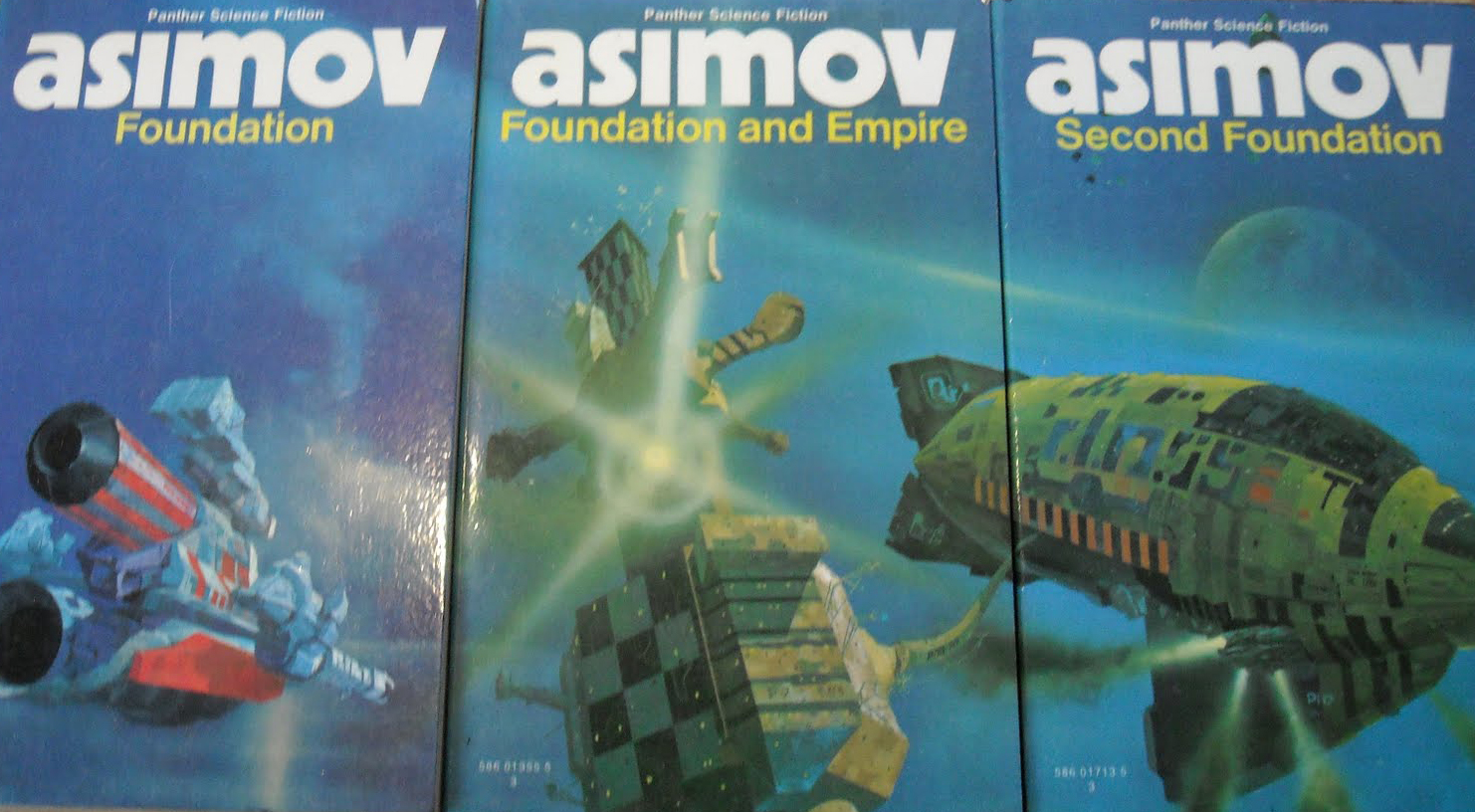 science fiction and isaac asimovs foundation Apple has greenlit an adaptation of isaac asimov's acclaimed science fiction foundation trilogy coming from david s goyer and josh friedman, the series could be a huge property for apple as it.